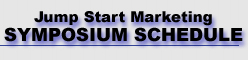 "The Jump Start Marketing Symposium combined with the Managers Academy offer ""how to"" sessions"